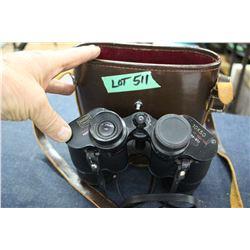 Fisher Dietz - 10 x 50 Binoculars - In a Case