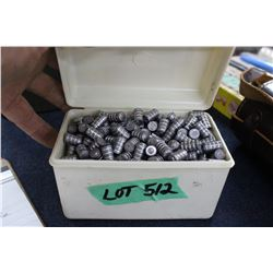 Box of Wad Cutter Bullets