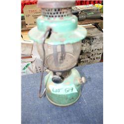 Coleman Gas Lantern - Good Globe