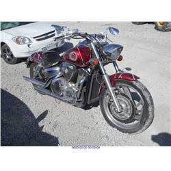 2004 - HONDA VTX 1300C