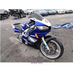 1999 - YAMAHA YZF-R6