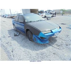 1994 - SATURN SL2 // REBUILT SALVAGE