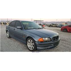 2000 - BMW 3-SERIES // REBUILT SALVAGE