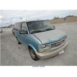 1995 - GMC SAFARI