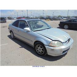 1998 - HONDA CIVIC EX