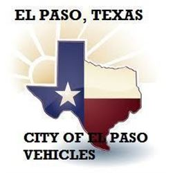 CITY OF EL PASO IMPOUND VEHICLES