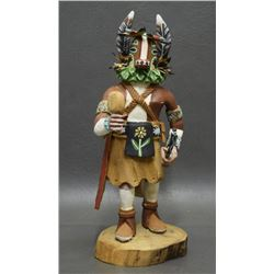 HOPI INDIAN KACHINA ( LANZA)