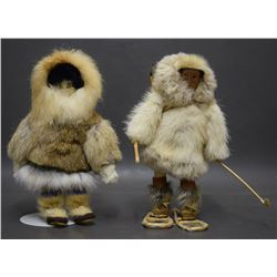 INUIT / ESKIMO INDIAN FIGURES