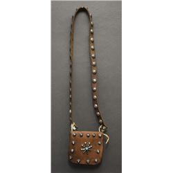 NAVAJO INDIAN SIDE POUCH