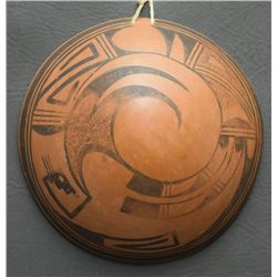 HOPI INDIAN POTTERY PLAQUE