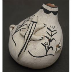 COCHITI INDIAN POTTERY CANTEEN