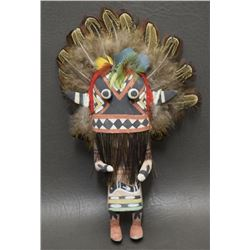 HOPI INDIAN KACHINA (JAMES)