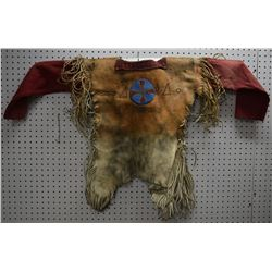 PLAINS INDIAN HIDE SHIRT