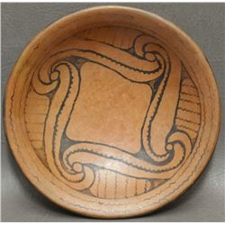 MARICOPA INDIAN POTTERY BOWL