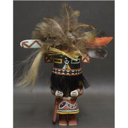 HOPI INDIAN KACHINA (SHATTLUCK)