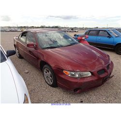 2003 - PONTIAC GRAND PRIX // RESTORED SALVAGE