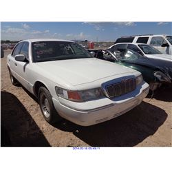 2002 - MERCURY GRAND MARQUIS