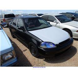 1996 - HONDA CIVIC EX