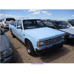 1985 - CHEVROLET S-10
