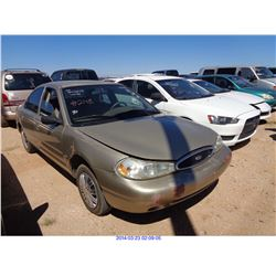 2000 - FORD CONTOUR