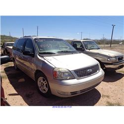 2005 - FORD FREESTAR