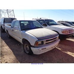 1997 - CHEVROLET S10 PICKUP