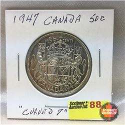 Canada Fifty Cent 1947 C7