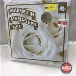 Married in 2016 (5 Coin Set)