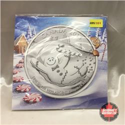RCM 2015 $20 Fine Silver Coin - CHOICE of 3