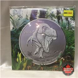 RCM 2016 $20 Fine Silver Coin - CHOICE of 3