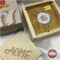 RCM 2015 Looney Tunes : Merrie Melodies $20 Fine Silver Coin