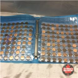 US One Cent - Binder (212 Coins) Variety 1896 - 2016