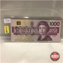 Canada $1000 Bill 1988 #EKA3346027