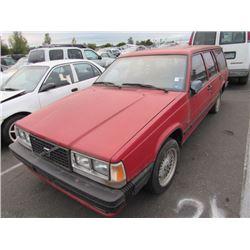1988 Volvo 740GLE