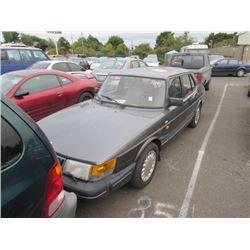 1991 Saab 900S