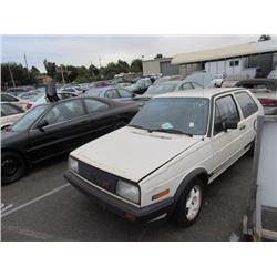 1985 Volkswagen GTI
