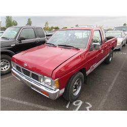 1993 Nissan Pickup