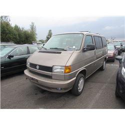 1993 Volkswagen Eurovan