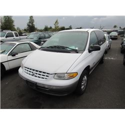 1999 Plymouth Grand Voyager