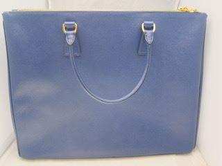 267d1ec86c86 ... Image 4 : Prada Galleria Saffiano Lux Tote with two zip compartments ...