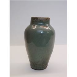 Yuan Dyansty, small celadon vase
