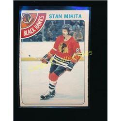 1978-79 O-Pee-Chee #75 Stan Mikita