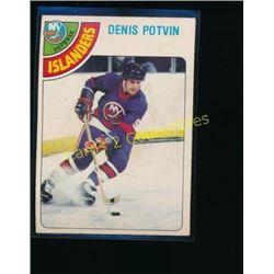 1978-79 O-Pee-Chee #245 Denis Potvin