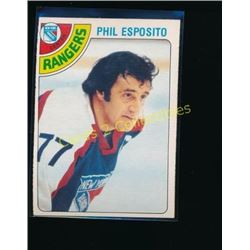1978-79 O-Pee-Chee #100 Phil Esposito