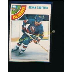 1978-79 O-Pee-Chee #10 Bryan Trottier