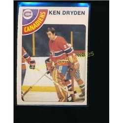 1978-79 O-Pee-Chee #50 Ken Dryden