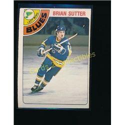 1978-79 O-Pee-Chee #319 Brian Sutter RC