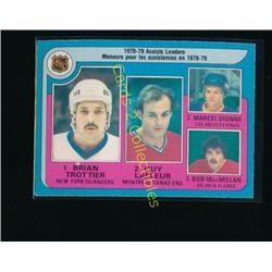 1979-80 O-Pee-Chee #2 Assist Leaders/Bryan