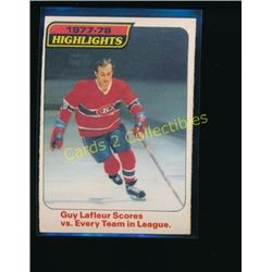 1978-79 O-Pee-Chee #3 Guy Lafleur