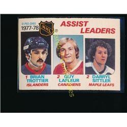 1978-79 O-Pee-Chee #64 Assist Leaders/Bryan